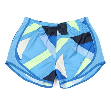 nike耐克女装跑步梭织短裤