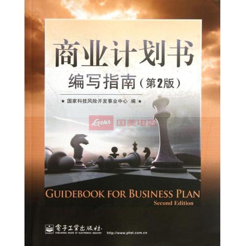 商业计划书 国美