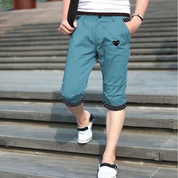 七分裤休闲裤8色