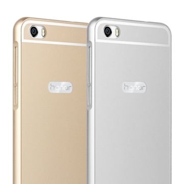 华为荣耀6金属边框手机套(金色)